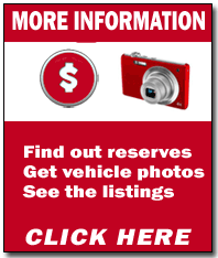 Current Vehicle Auction Listings